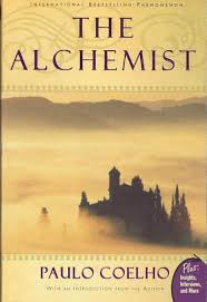 The Alchemist by Paul Coelho expresses a modern spiritual view of alchemy.