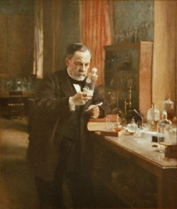 Pasteur identified Streptococcus as an infectious bacteria in 1878.
