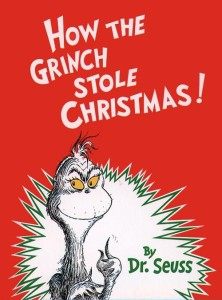 The book How the Grinch Stole Christmas came out in 1957.