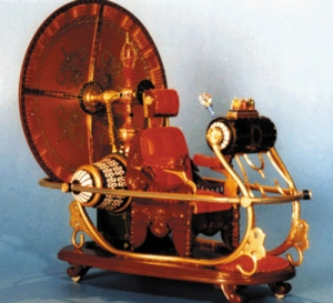 Irresistible--the Time Machine from the 1960s movie