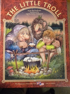 A delightful children's story about trolls by Tor Age Bringsvaerd.