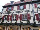 Obernai houses