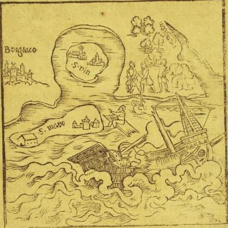 staden_1557_warhaftige_0049 shipwreck