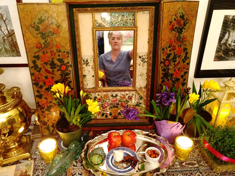 2019 Nowruz table
